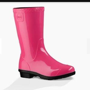 NEW UGG RAANA RAIN BOOTS